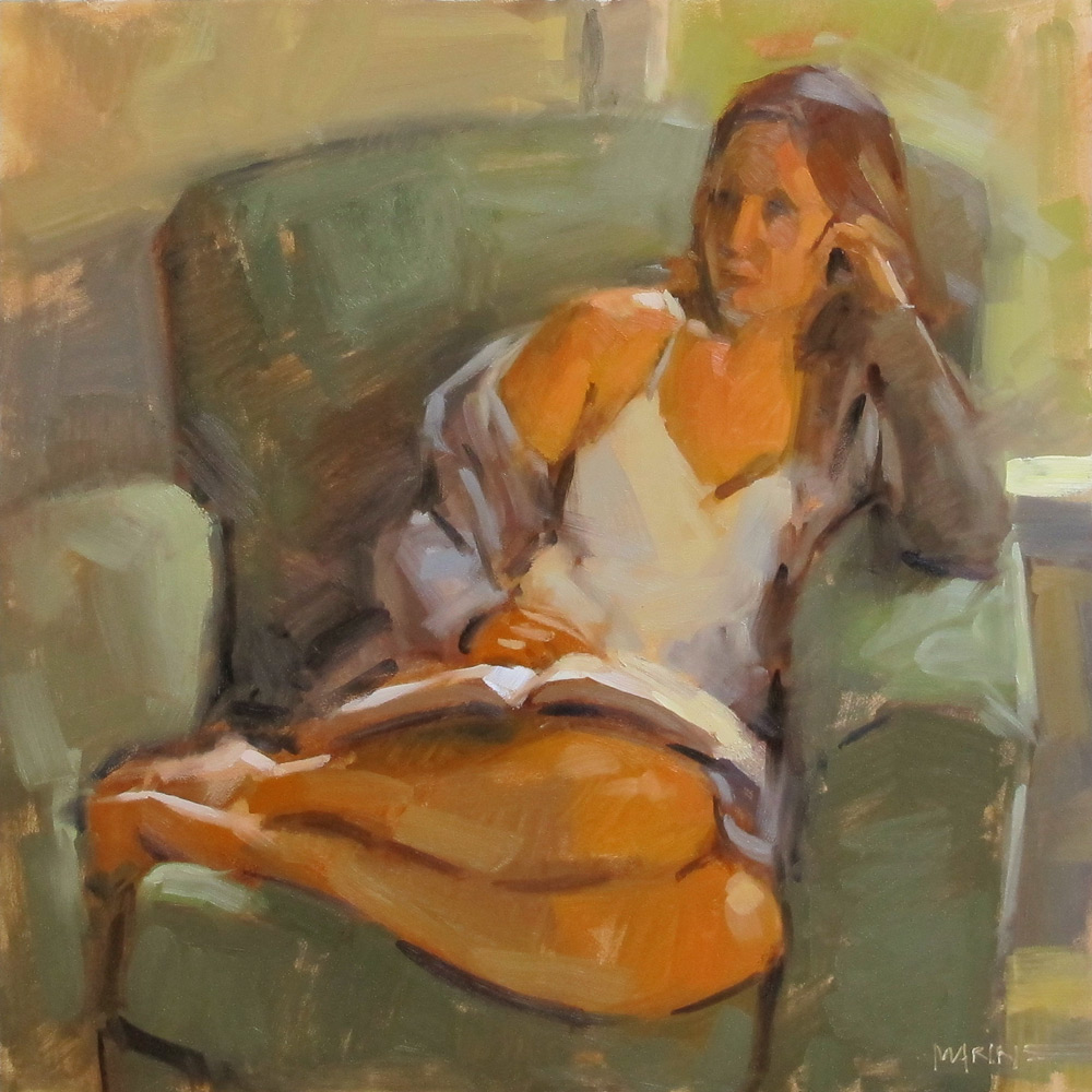 Carol Marine S Painting A Day June 2013