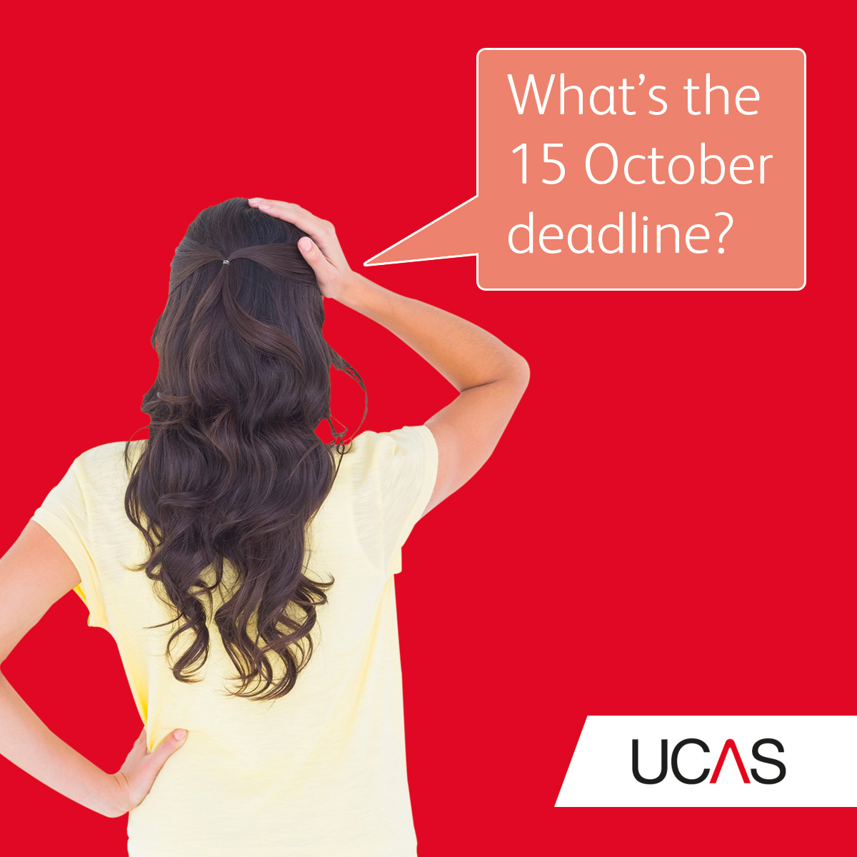 Applying to University and UCAS Deadlines - Complete