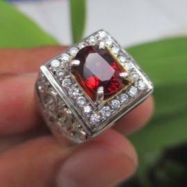 Batu Cincin Akik Murah (Natural Spinel)