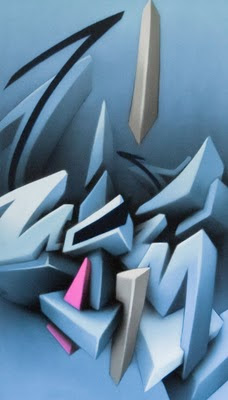 3d graffiti,graffiti 3d