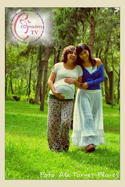 Suscríbete a COmadresTV. un canal por internet hecho por mamás para las mamás.