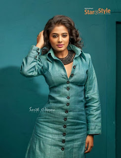Priyamani Super Cute Spicy Pictureshoot for Star and Style