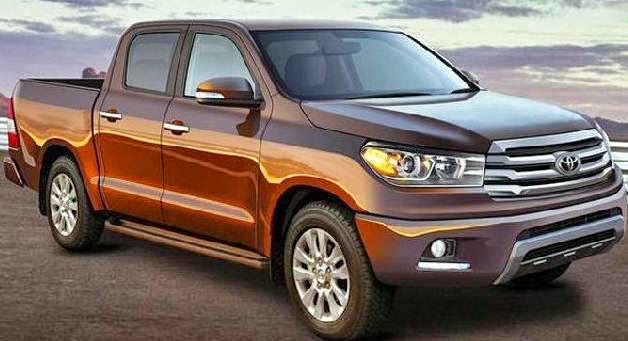2016 Toyota Hilux Review and Specifications