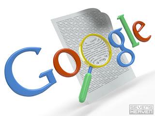 Blogger Seo - Google Tarafından Hızlı İndexlenmek