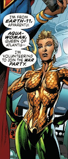 Aquawoman from Multiversity #1