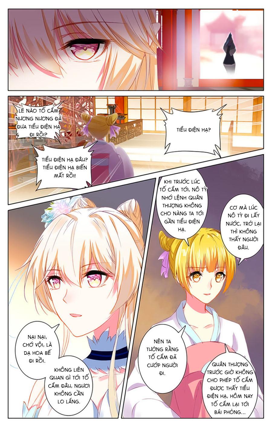 Tam Sinh Tam Thế Thập Lý Đào Hoa Chap 29.3