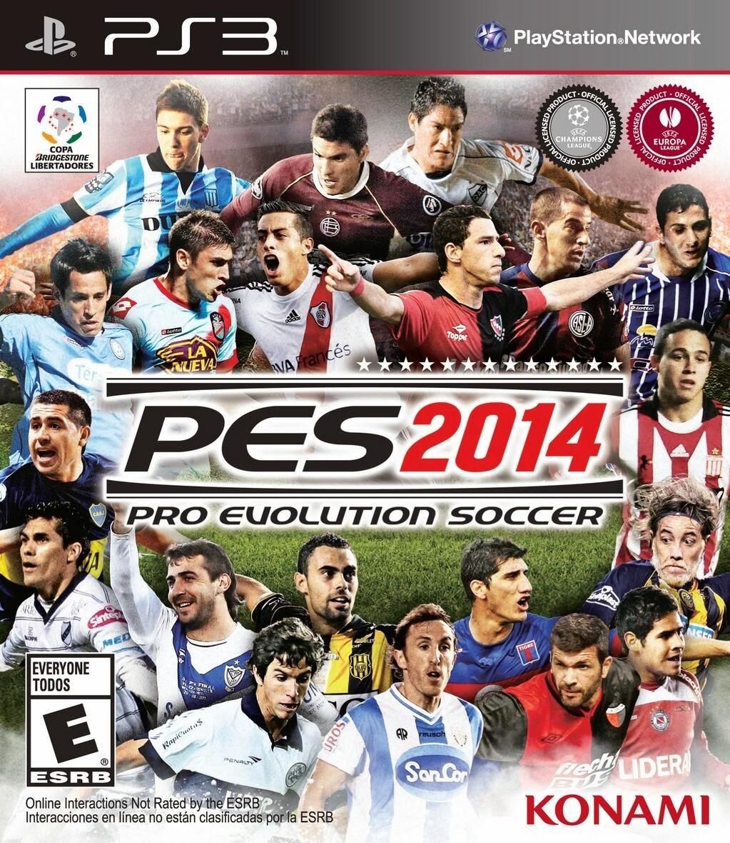 Pes 2014 Full Version