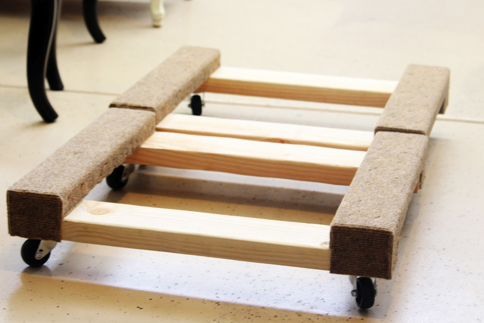 build a furniture dolly