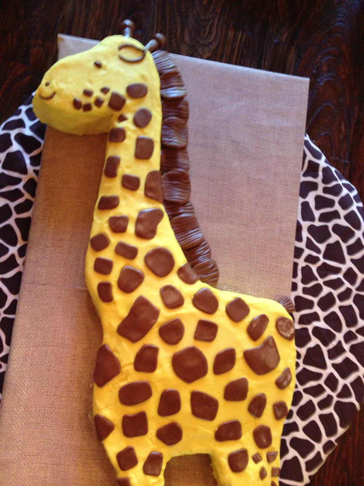 Cake Designs Giraffe : Giraffe Cake Cake Ideas and Designs