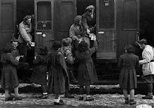 Stazione ferroviaria a Pescheria del Garda, novembre 1944