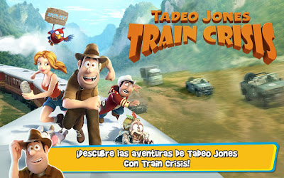 Tadeo Jones: Train Crisis Pro v1.3-descarga-gratis-juego-android-Torrejoncillo