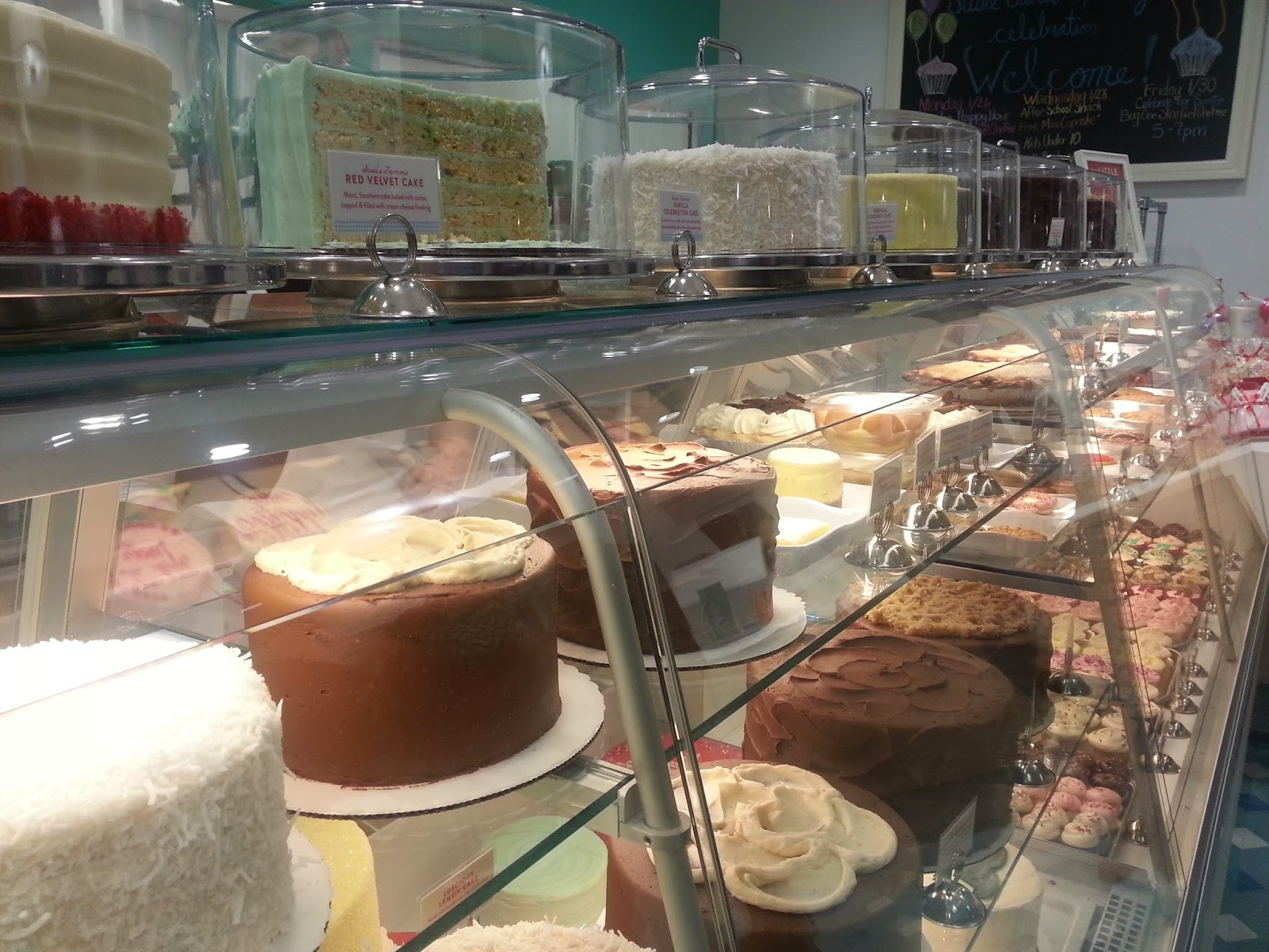 Susiecakes Opens At Pavilions Munchie Musings