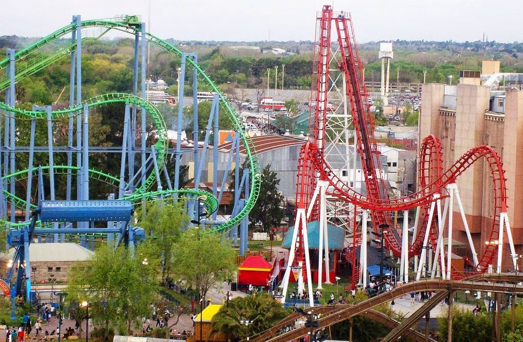 Parque de diversões Fantasilandia