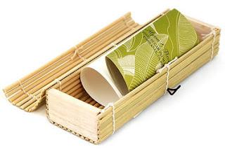 Bamboo Box invitation