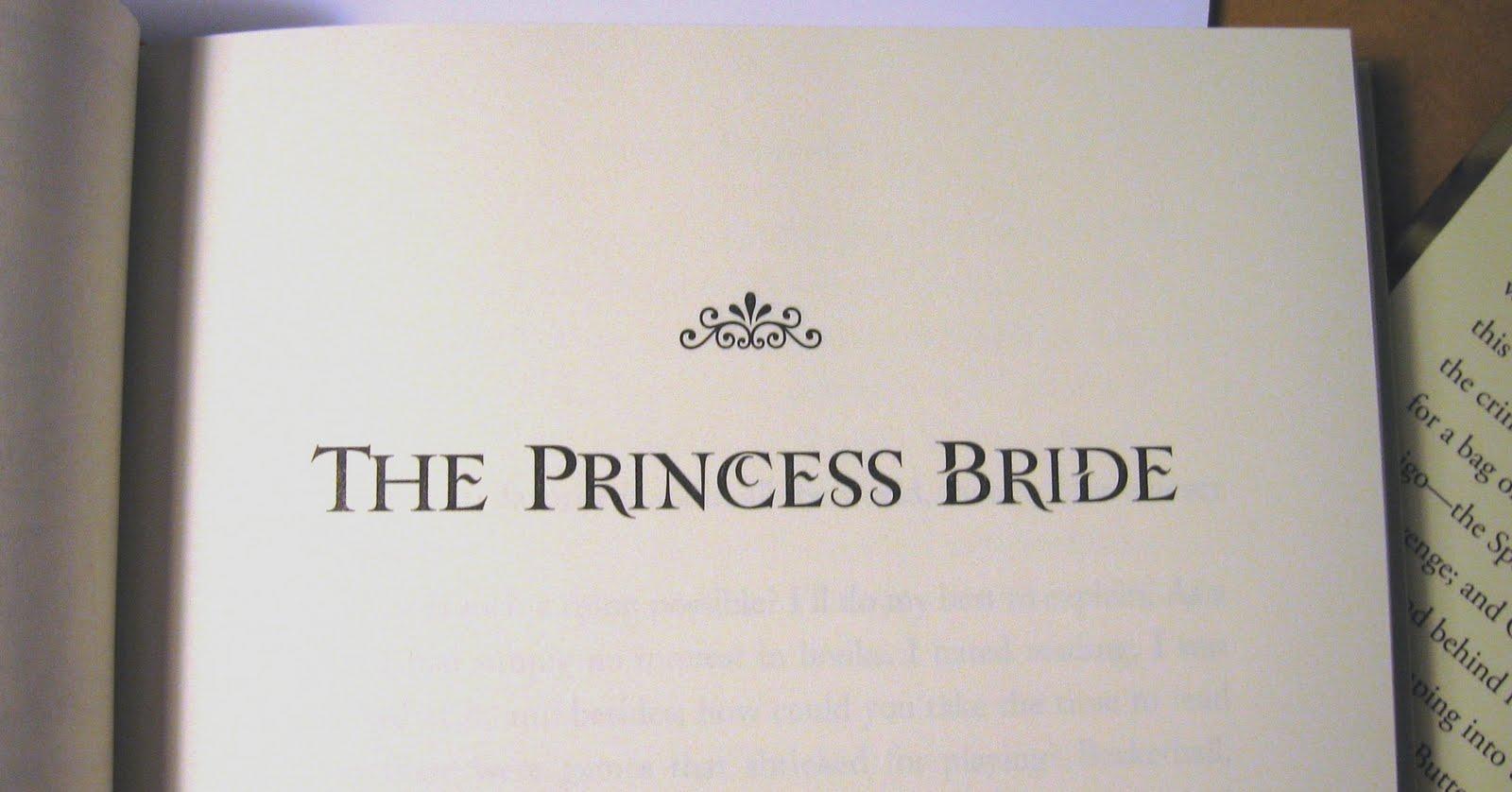 the princess bride essay questions