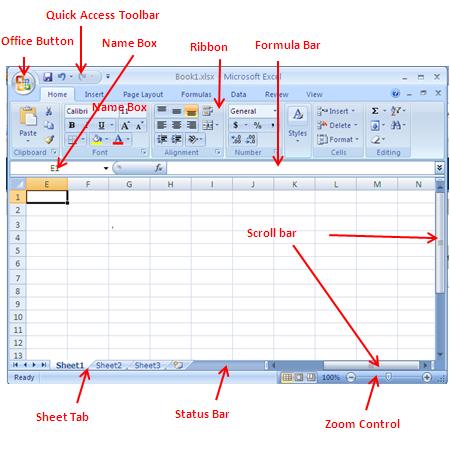 how to draw scrollbar excel mac