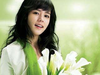 Foto Han Ga In