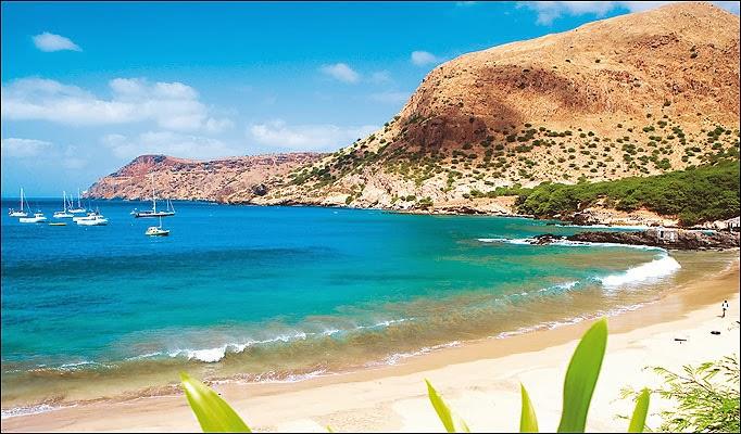Kap Verde strand