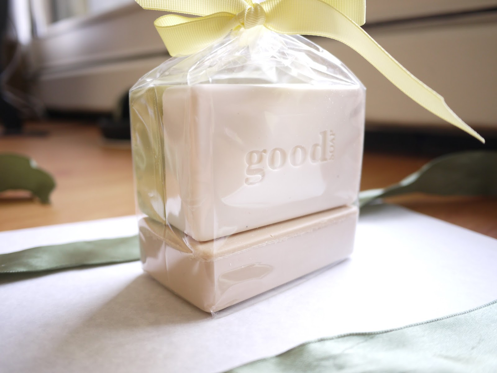 Good Soap by Alaffia vanilla coconut mint soap review