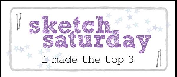 Sketch Saturday Top 3