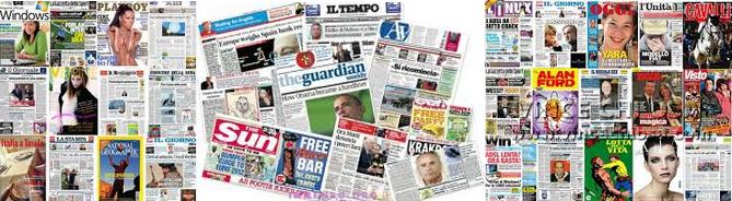 Top10 siti dove trovare riviste quotidiani fumetti e for Siti dove comprare libri