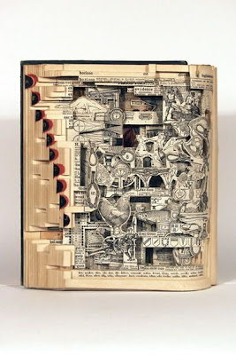 Cool and Creative Ways To Reuse Books (50) 25