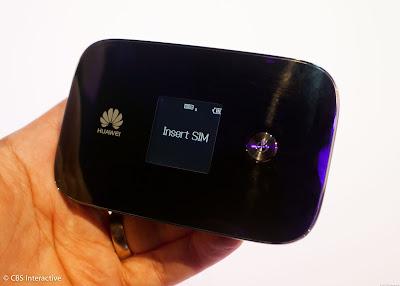 Nuevo Router móvil 4G E5786