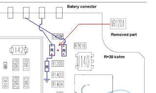 Motorola V3i Invalid Battery Problem