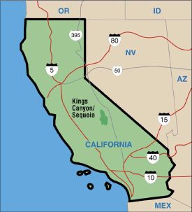 kings canyon national pk sex personals Traveller's guide: california's national parks if you have to choose just one national park the middle elevations of sequoia and kings canyon national parks.