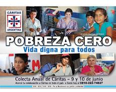 Colecta Anual de Caritas