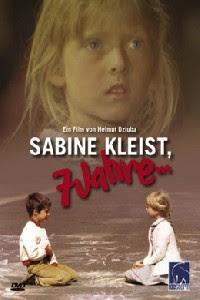 Sabine Kleist, sieben Jahre.