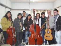 Banda Escuela de Comercio 12