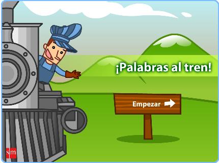 ¡PALABRAS AL TREN!