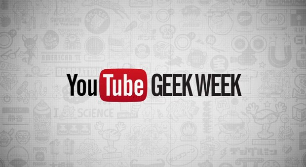 Huevos de pascua virtuales en la Geek Week de YouTube