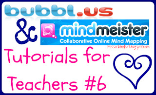 Bubbl.us & MindMeister Video Tutorial for Teachers