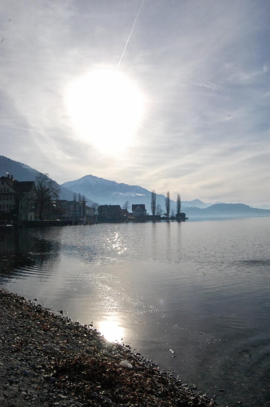 Zugersee, Schweiz