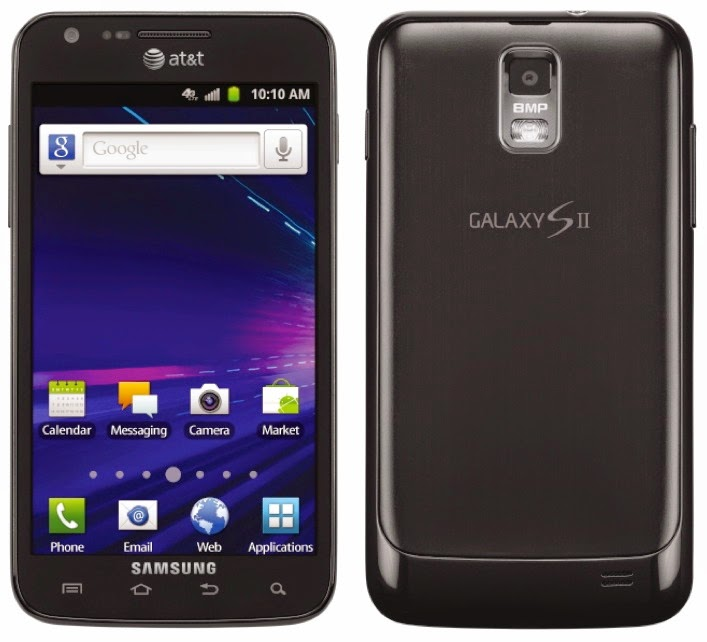 Galaxy S2 Skyrocket