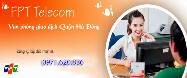 Đăng Ký Lắp Đặt Wifi FPT Quận Hà Đông
