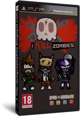 I Kill Zombies  (Ingles) (Juegos 2014)
