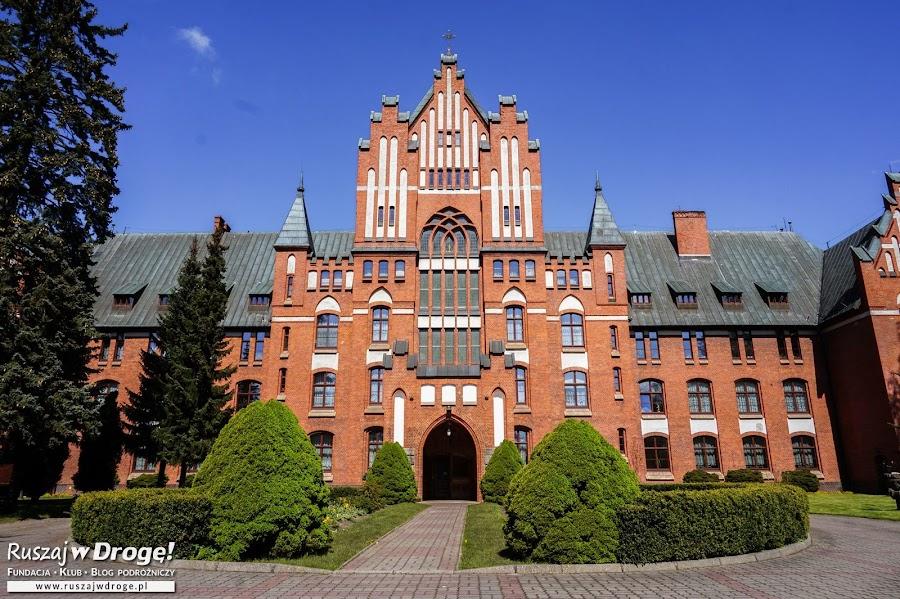 W Klasztorze Sióstr Katarzynek w Braniewie