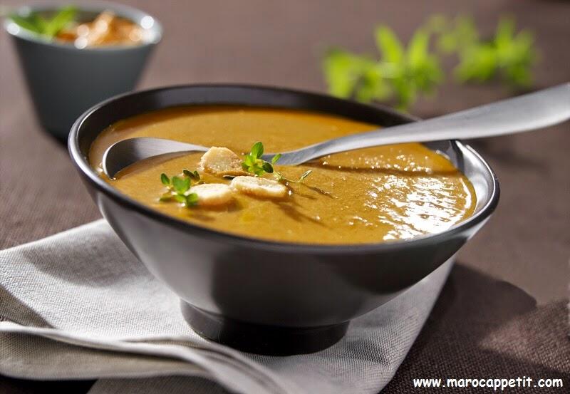 Recette facile et rapide de soupe de poisson | Easy and fast Fish soup recipe