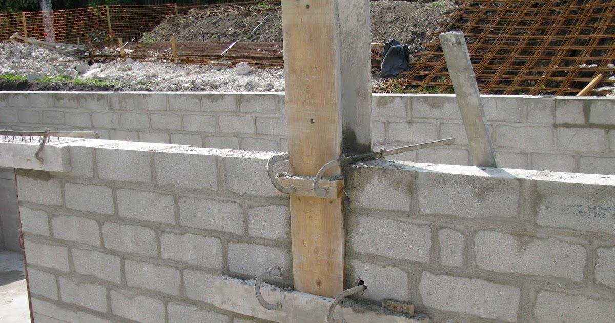 Je fais construire ma maison coffrage 3 8 for Construire ma maison