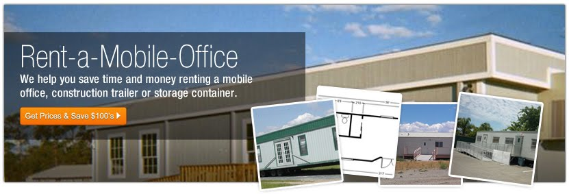 Modular Mobile Office & Construction Trailer | low Price Finder