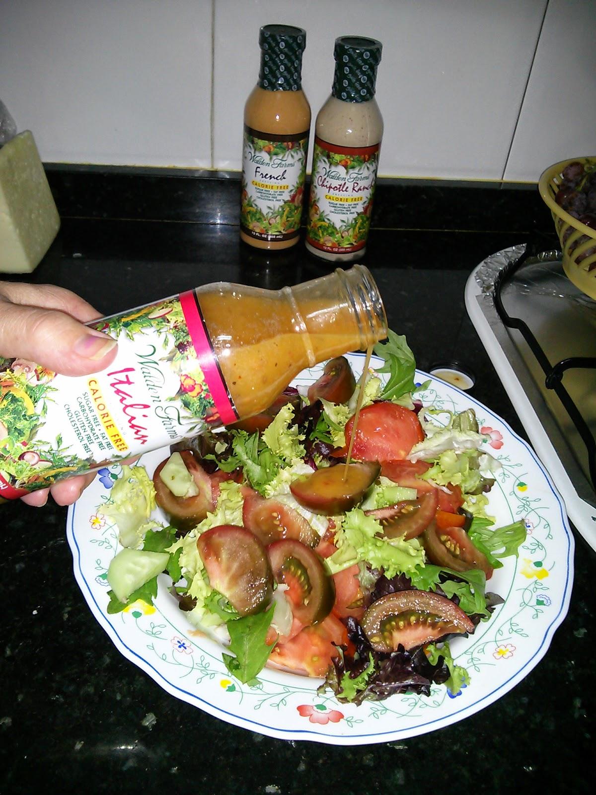 salsa Italiana de Walden Farms