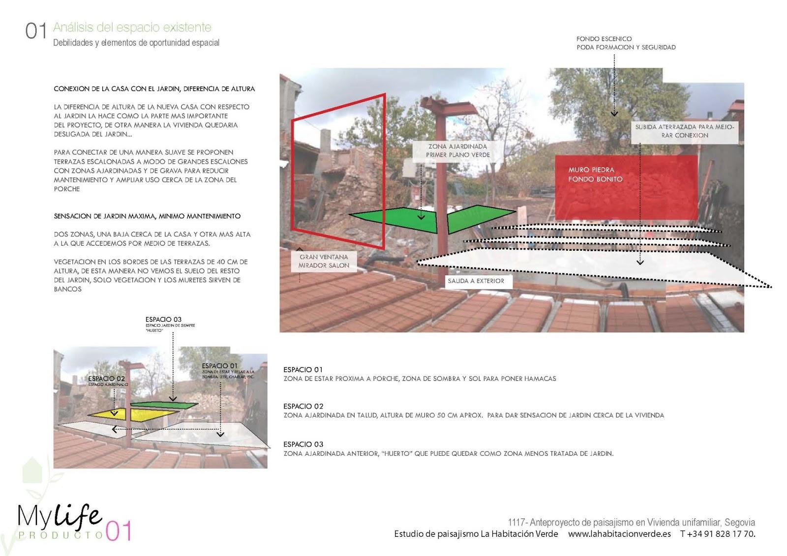 Missjardin dise o jardin vivienda unifamiliar for Viviendas jardin