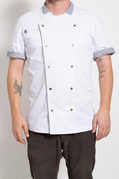 Salt Chef Coat