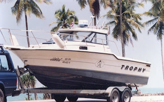 Aswin's yacht