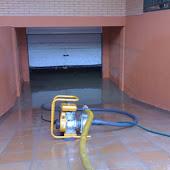 Limpeza de Alagamentos. Porto Alegre
