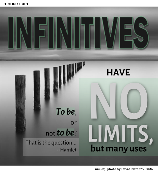 in-nuce.com infinite infinitives