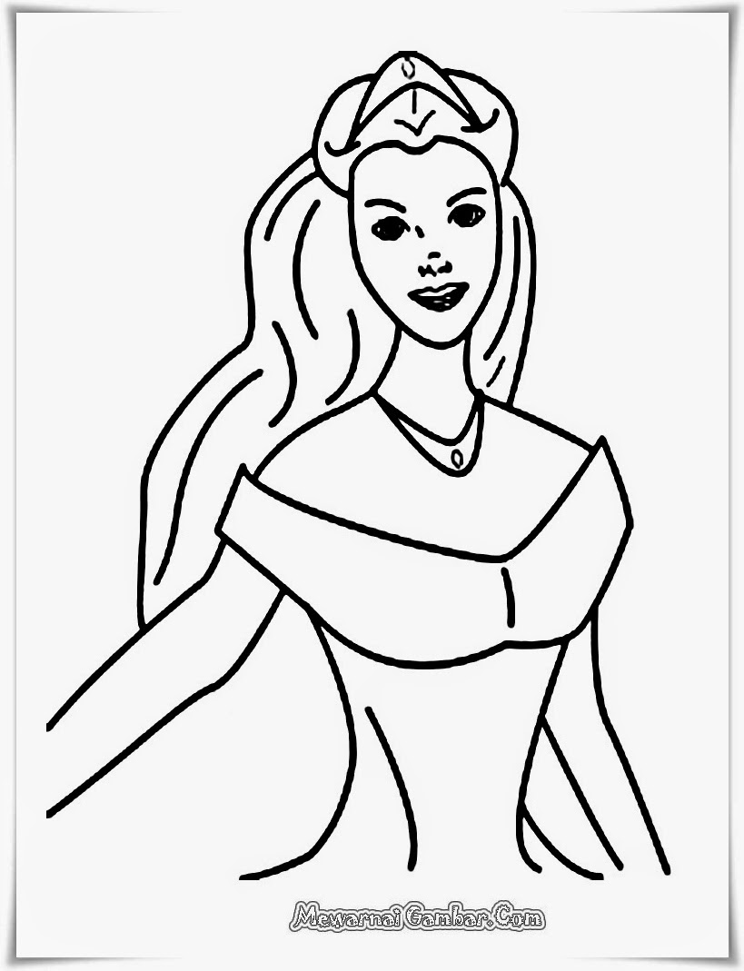 Barbie 12 Dancing Princesses Coloring Coloring Pages